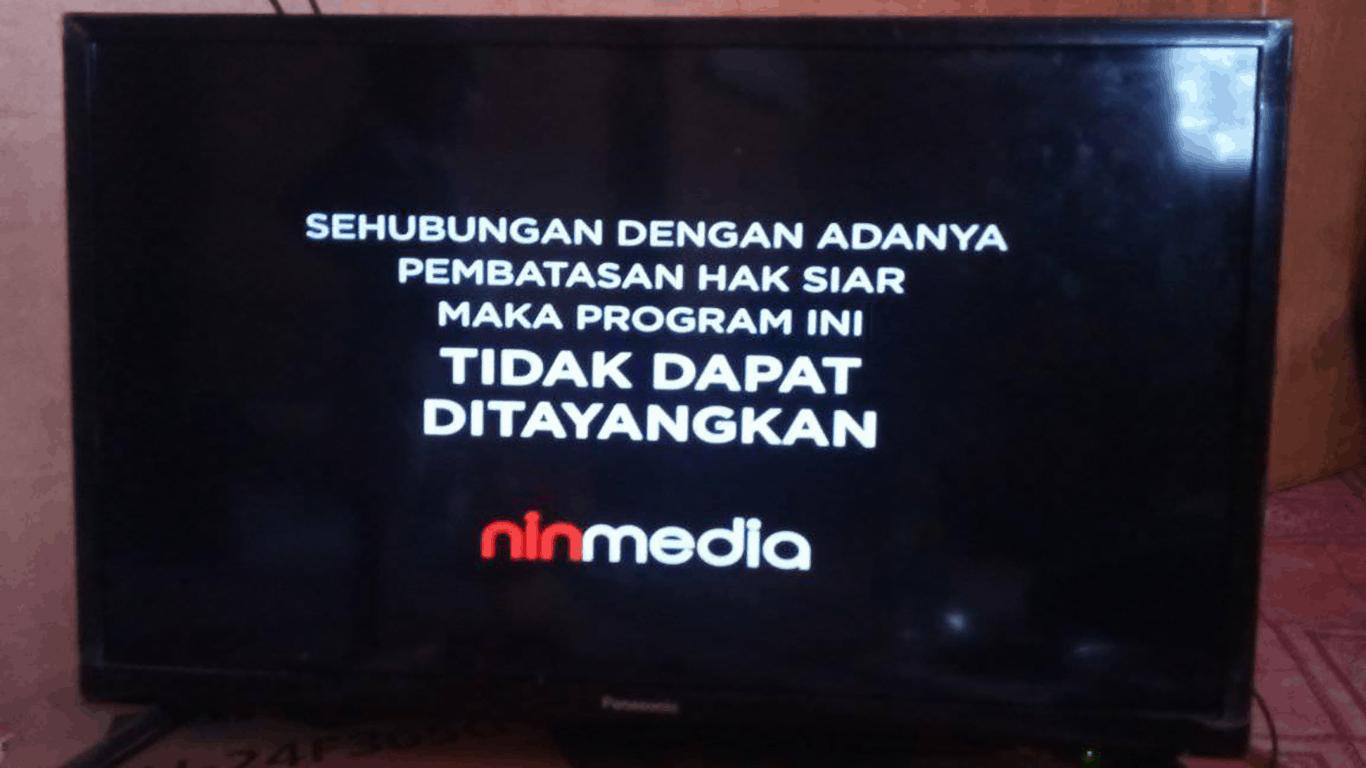 Channel Trans 7 Menghilang di Ninmedia