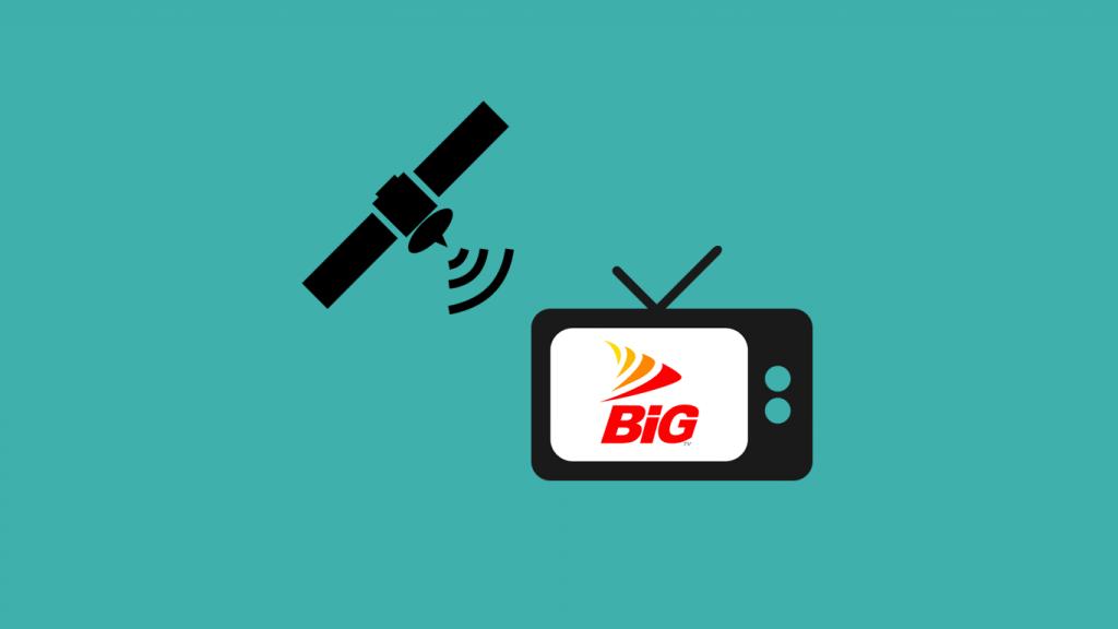 Frekuensi BiG TV di JCSAT 4B Terbaru