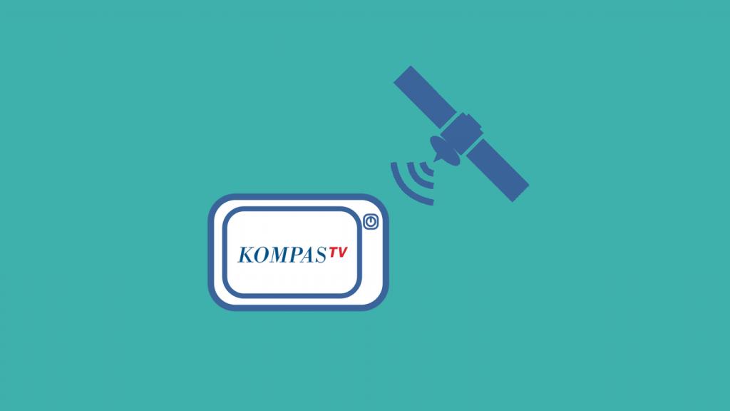 Frekuensi Kompas TV Terbaru di Satelit dan UHF