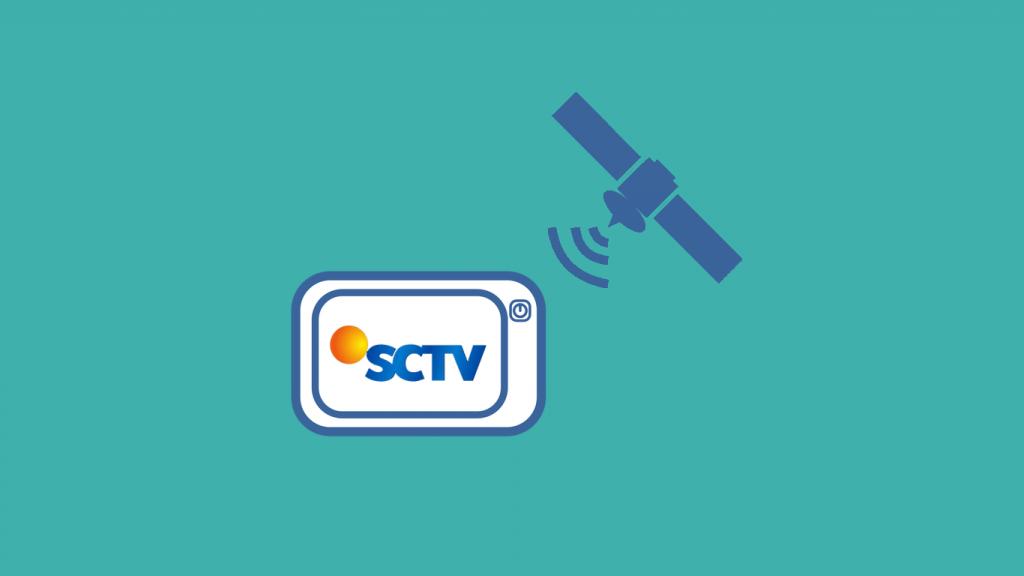 Frekuensi SCTV Terbaru di Satelit Palapa D