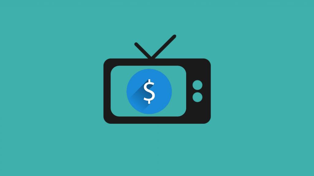 Cara Membuka Siaran TV yang Bertanda $
