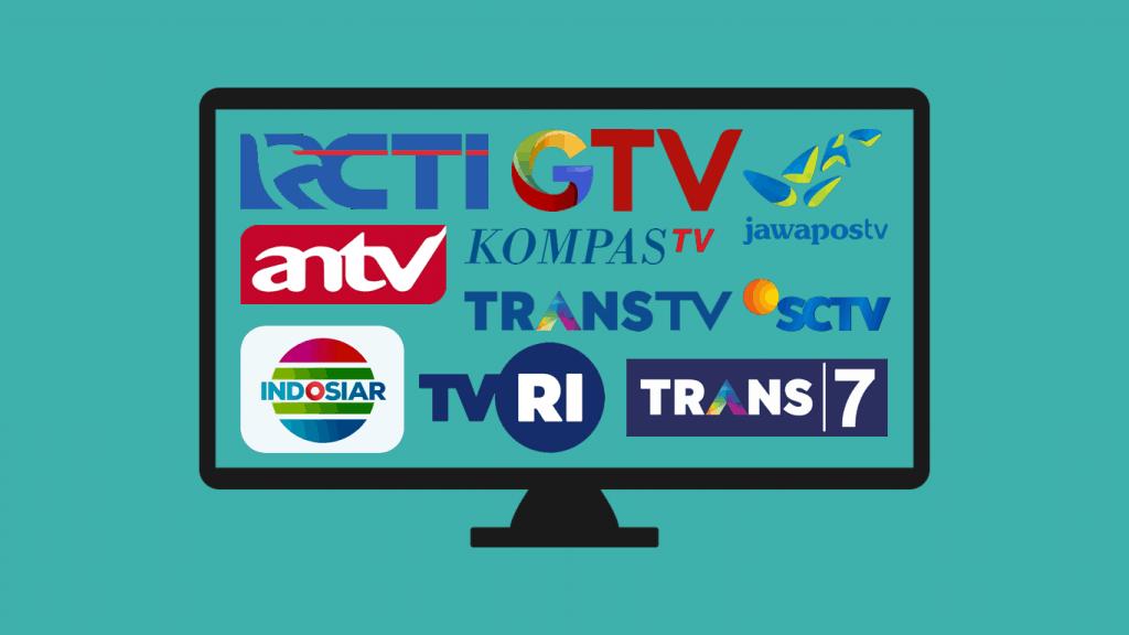 Frekuensi TV Indonesia di Semua Satelit Parabola