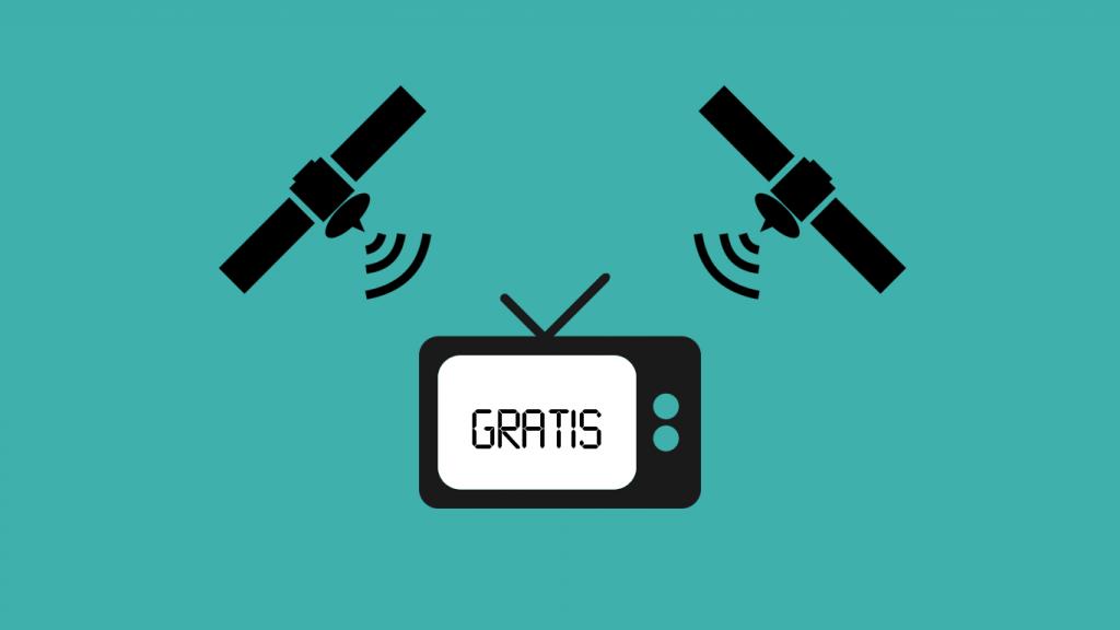 TV Satelit Gratis Tanpa Biaya Bulanan