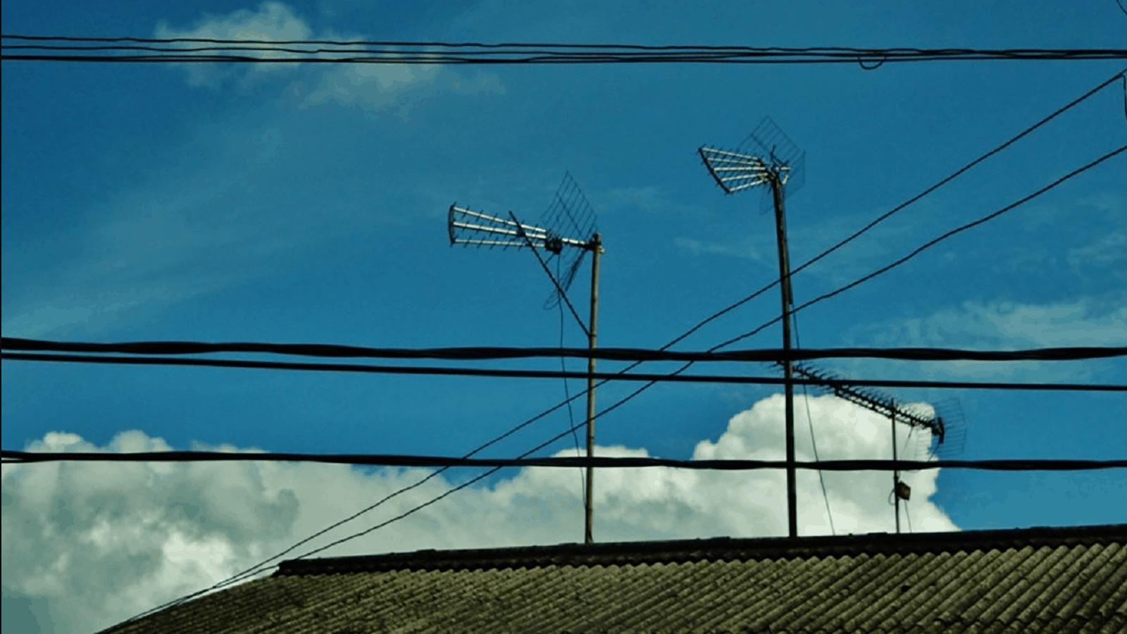 cara menangkap siaran tv kabel dengan antena biasa