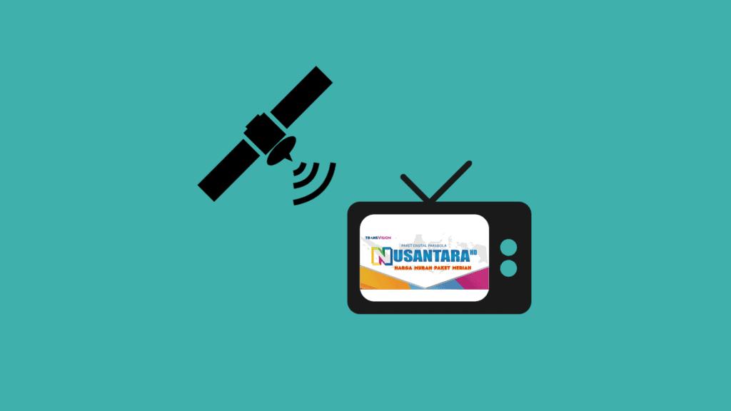 frekuensi Nusantara HD Terbaru di Telkom 4 dan Measat 3b