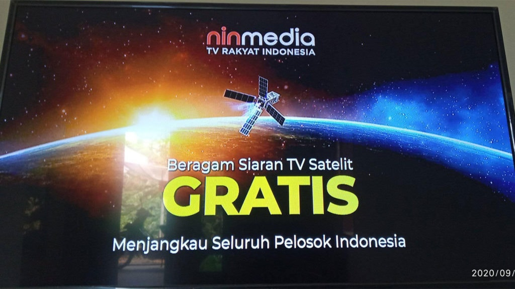 frekuensi Ninmedia di Asiasat 9 Terbaru