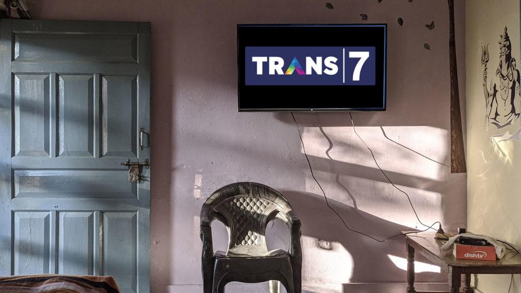 Cara Mencari Trans 7 yang Menghilang