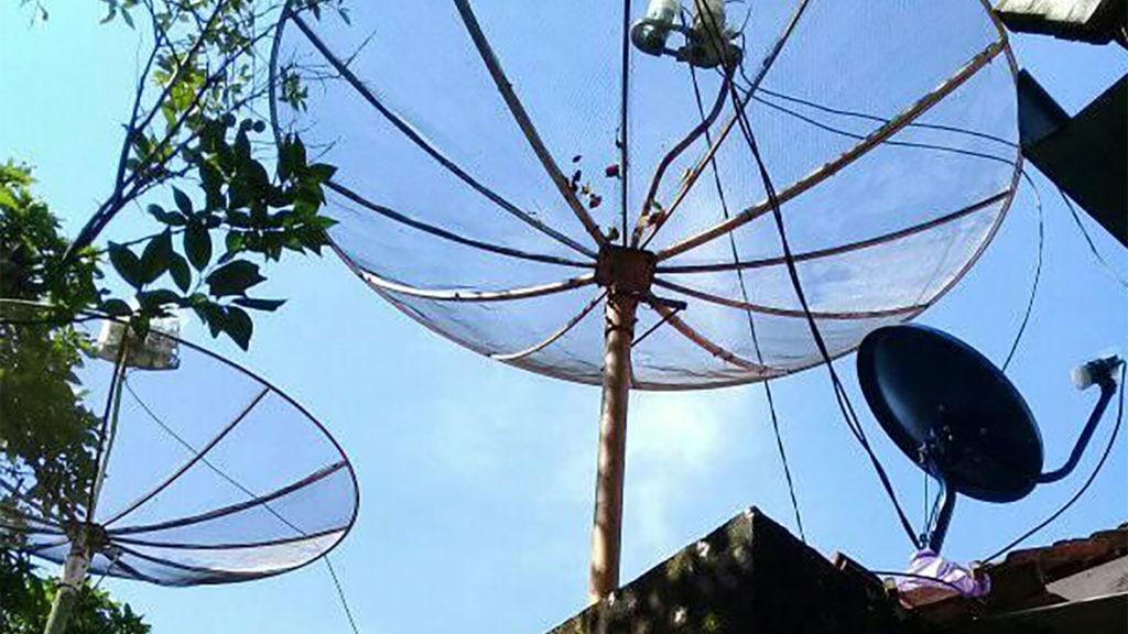 Frekuensi Kompas TV di Telkom 4 C-band