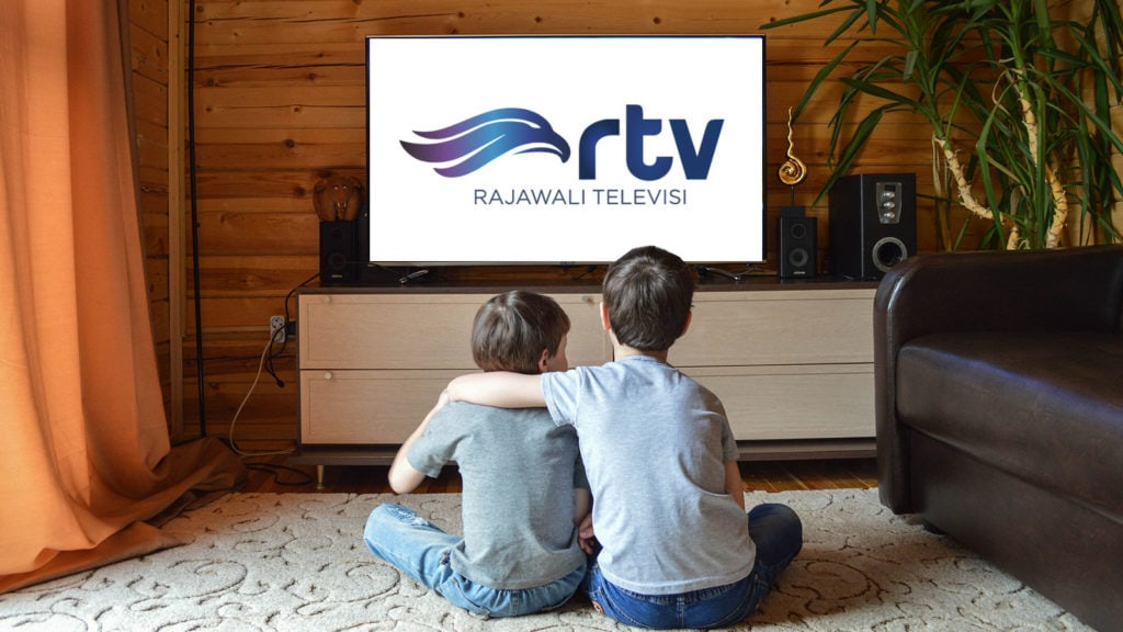 Cara Mencari RTV yang Menghilang di Parabola