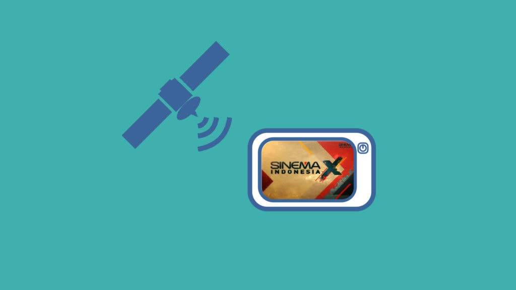 Frekuensi Sinema Indonesia X Terbaru melalui satelit parabola