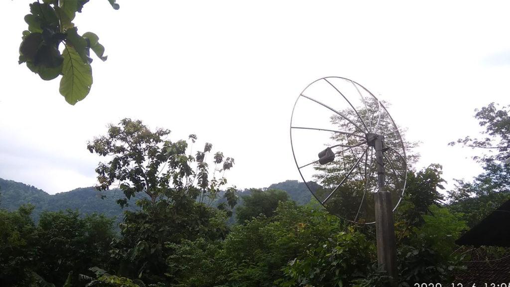 Frekuensi SInema Indonesia X di Telkom 4 MPEG-2