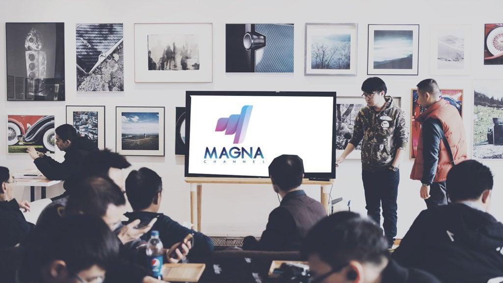 Cara mencari siaran Magna Channel di Parabola