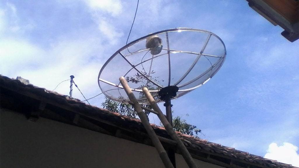 frekuensi ANTV di Telkom 4 C-band