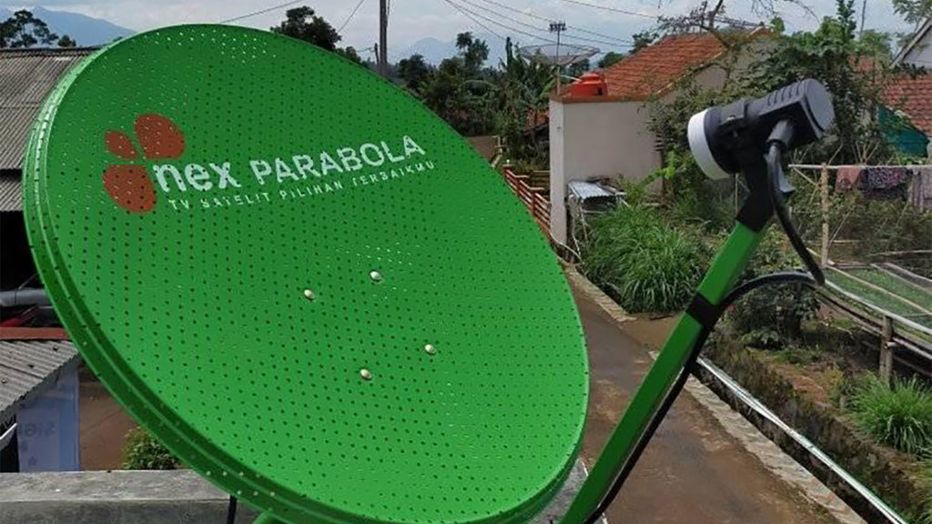 Frekuensi Indosiar FTA Ku-Band Terbaru