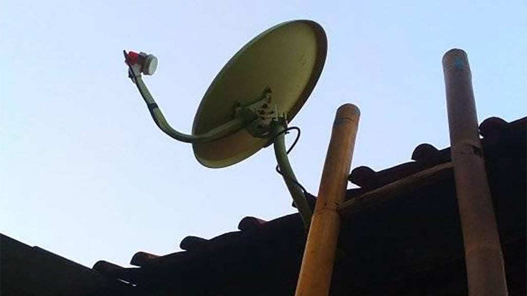 frekuensi NET TV di Ninmedia Ku-band
