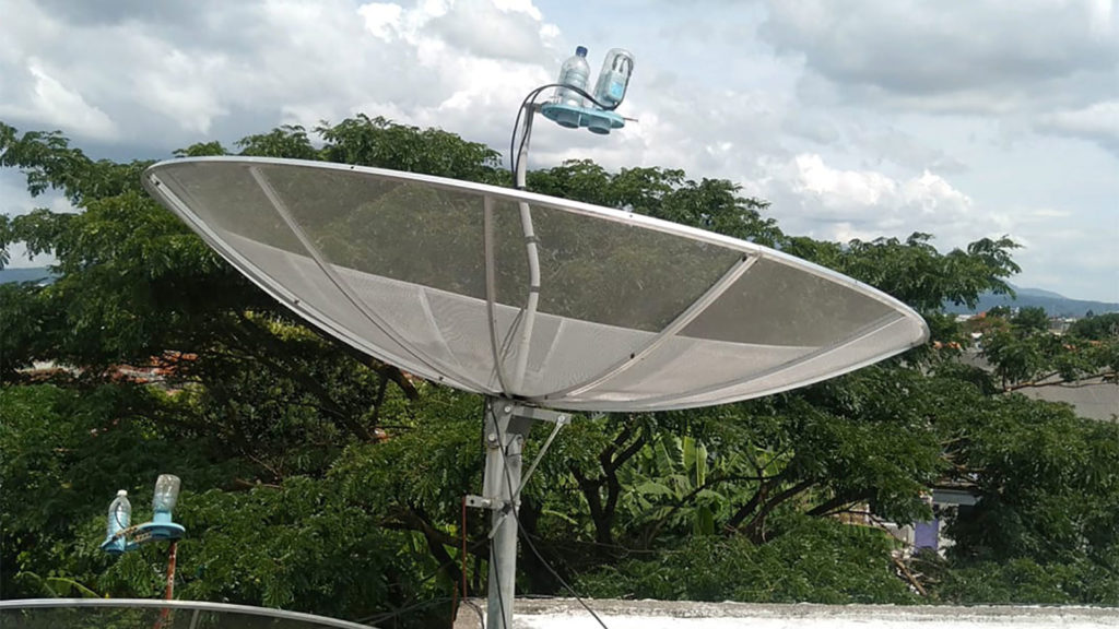 Frekuensi Mola TV di Telkom 4 Terbaru