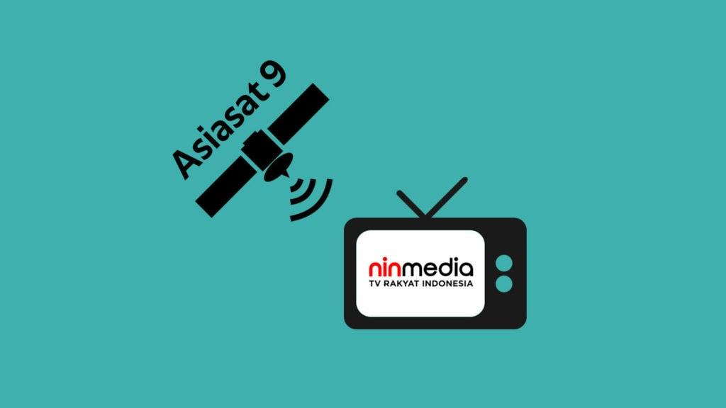 Cara Tracking Asiasat 9 Ninmedia Ku-band Terbaru